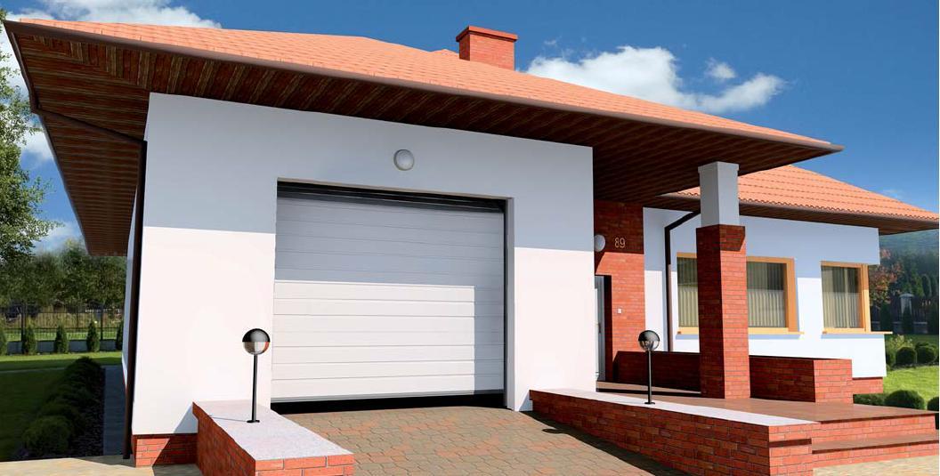 brama-garazowa-wisniowski-unipro-woodgrain-biala-przetloczenia-niskie-sterowanie-reczne